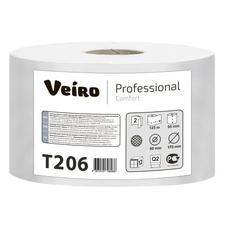 Туалетная бумага Veiro Professional Comfort (стандартный рулон) (миниупак.)