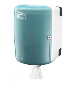 Диспенсер для материала в рулоне со съемной втулкой Tork Performance W2, белый